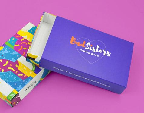 SoOPAK Custom Printed Frozen Food Boxes